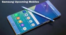 Samsung Upcoming Phones Price & Specs