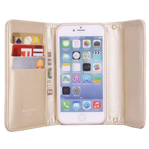 Top iPhone 6 Wristlet Cases